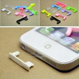 Iphone 5 5s Plug Protetor Dock Fone Anti Poeira Protetor