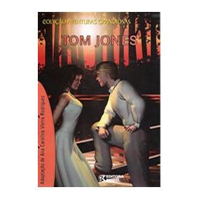 Livro Col. Aventuras Grandiosas Tom Jones