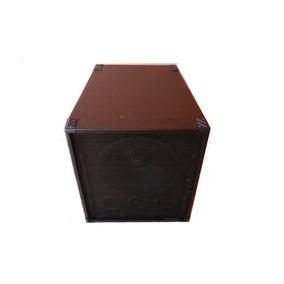Caixa Sub Grave Passiva 800w Rms Falante 18 Pol Oversound