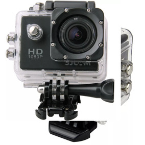 Câmera Sj4000 Full Hd 1080p Acessórios