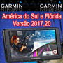 Gps Garmin Nuvi 2580tv - América Do Sul E Flórida 2018.10