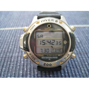 Relógio De Mergulho Citizen Promaster - 200 M
