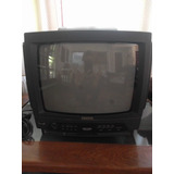 Televisor Philips 17 Pulgadas No Enciende Se Veia Barbaro.