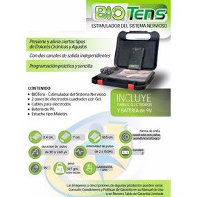 Electro- Estimulador Del Sistema Nervioso Analogo Tens