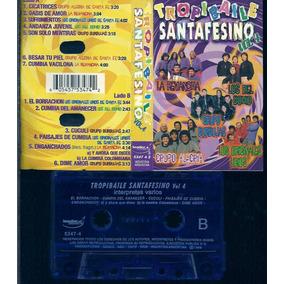 Tropibaile Santafecino Vol.4 Los Lirios Grupo Alegria Bohio
