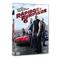 Dvd Rapidos Y Furiosos 6 : Vin Diesel