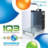 Iq3 De Dymax Mini Acuario De Gran Diseño Con Tapa Pp