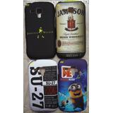 Capa Case Acrílico Galaxy S Duos Gt S7562 Vários Modelos