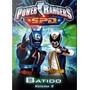 Dvd Original Do Filme Power Rangers - Spd - Batido - Vol. 5