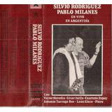Silvio Rodriguez Pablo Milanes En Vivo En Argentina Cassette