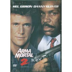 Arma Mortal 2. Mel Gibson Y Danny Glover. Formato Dvd