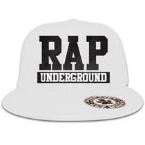 Gorra Plana Rap Underground Hiphop Freestyle Dogg Life