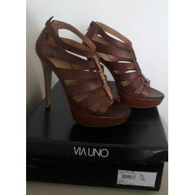 Zapatos De Mujer Via Uno
