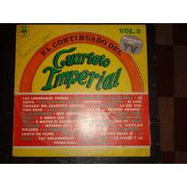 Cuarteto Imperial - Lp - El Continuado Vol. 3