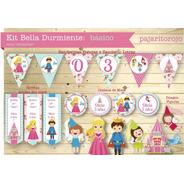 Kit Imprimible Bella Durmiente!