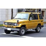 Software De Despiece Toyota Land Cruiser 70 Series 1984-2013