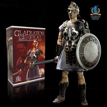 Gladiador Roman Russell Crowe Gladiator Deluxe Hottoys 1/6th