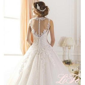 Promoção Vestido Noiva Casamento Lindo Envio Imediato