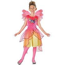 Disfraz Para Niña Traje De Hada De La Mariposa Estaciones D