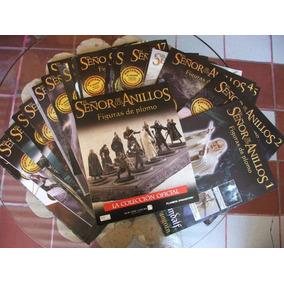 Señor Delos Anillos Lord Of The Rings Figuras De Plomo
