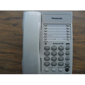 Telefono Unilinea Panasonic Kxts105 Con Altavoz