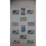 Antigua Coleccion De Estampillas/ Colonias Francesa / Africa