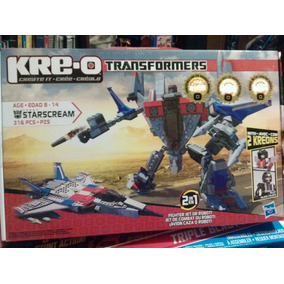 Transformers Kre-o Starscream