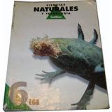 Libro De Ciencias Naturales Y Tecnologia 6 Egb. Santillana