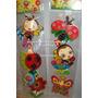 Calcomania Sticker Mariquita Ladybug Safari Cotillon