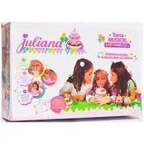 Torta Juliana Cumpleaños Grande Mejor Precio!!