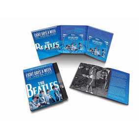 Beatles - Eight Days A Week - Blu Ray Digipack Duplo, Legend