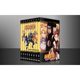 Naruto Classico Coleção Completa Box De Luxo + Brinde