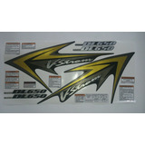 Kit Calcomanias Vstrom Dl 650 Suzuki