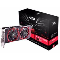 Placa De Vídeo Ati Radeon Xfx Rx 460 2gb Gddr5 Dual Fan