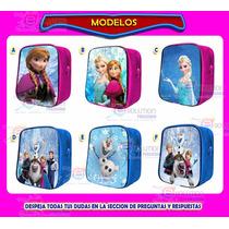 5 Mochilitas O Mariconeras Dulcero Frozen , Mickey , Pepa