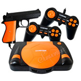 Nintendo Full Juegos Consola+grafico+cable+controles+pistola