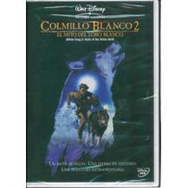 Colmillo Blanco 2. El Mito Del Lobo Blanco. Formato Dvd