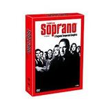 Dvd - Família Soprano - 2ª Temporada Completa (4 Discos)