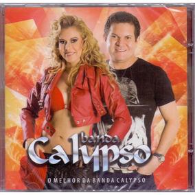 Cd Banda Calypso - O Melhor Da Banda Calypso - Novo***