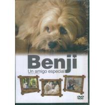 Benji Un Amigo Especial. Formato Dvd. Nueva Y Original