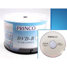 Dvd Virgen Princo Slim Paquete 60 Unidade, Tienda Fisica