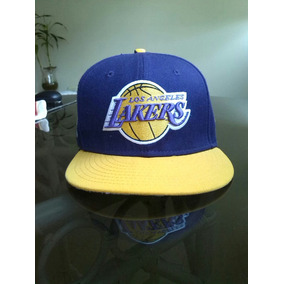 Gorra Plana De Los Angeles Lakers Original Venta O Cambio