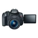 Canon Eos Rebel T5i - 18.0 Mp - Video Full Hd + Estuche