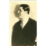 Carlos Gardel Pallares Foto Postal Tango Porteño Cantor