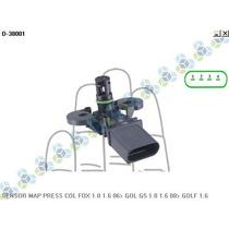Sensor Map Vw Gol 1.6 8v Flex 08/10 - Vdo