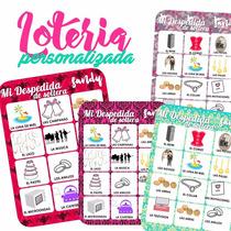 Loteria Despedida De Soltera Loteria Despedida Loteria Boda