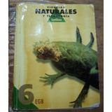 Libro Ciencias Naturales Y Tecnologia 6 Egb