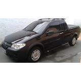 ( 04 ) Calotas Aro 14 P/ Fiat Strada 2009 + Emblemas