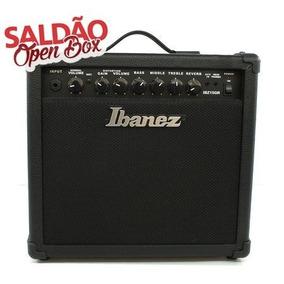 Caixa Ibanez Ibz15gr P/ Guitar 15w Af8 - Ibz 15 Gr - Openbox