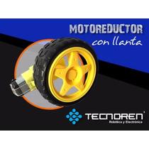 Motorreductor Con Llanta El Mejor Precio